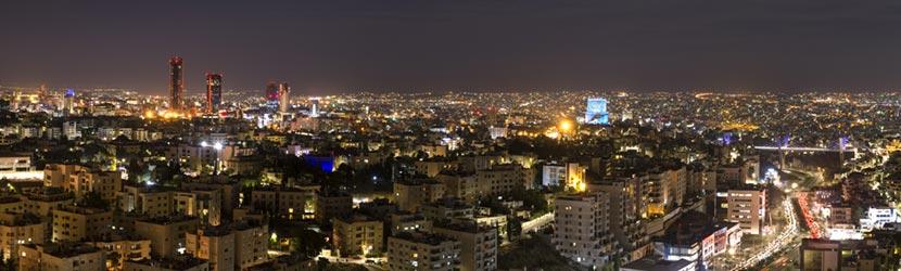 Amman di notte
