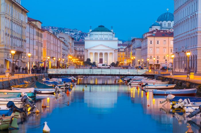 Weekend a Trieste