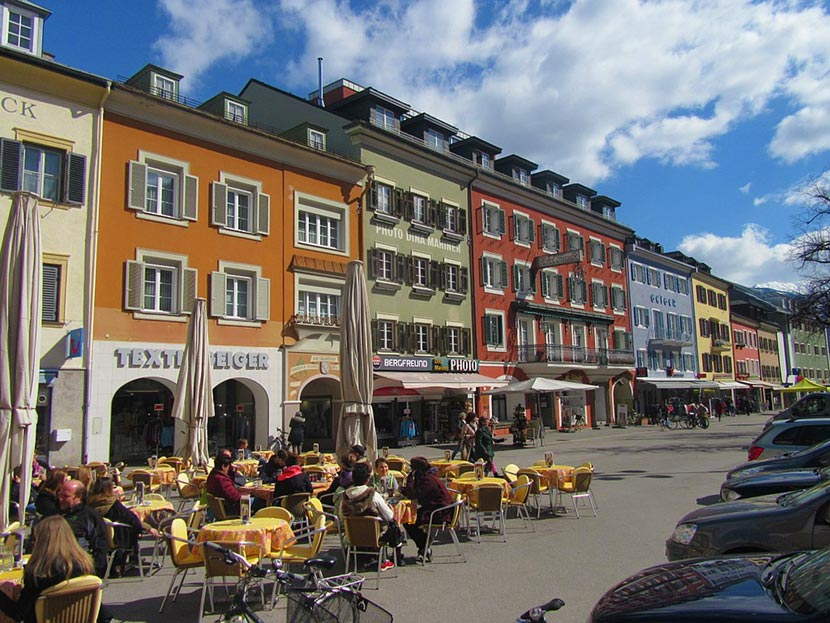 Veduta di Lienz