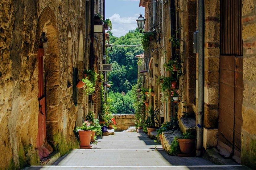 Borgo Pitigliano 2