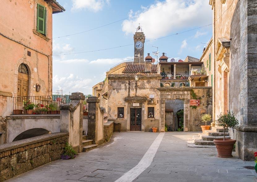 Borgo di Sorano 2