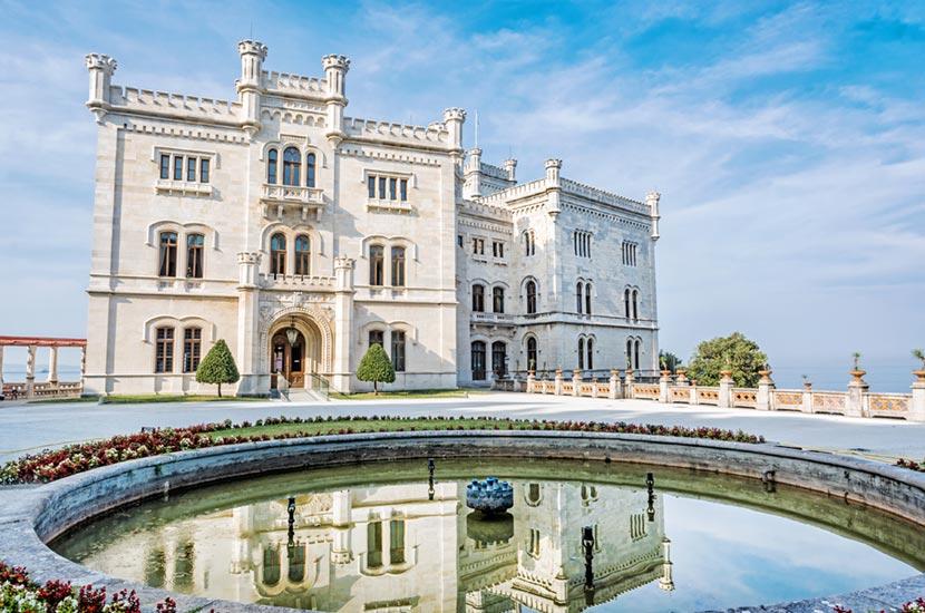 Castello Miramare Trieste 3