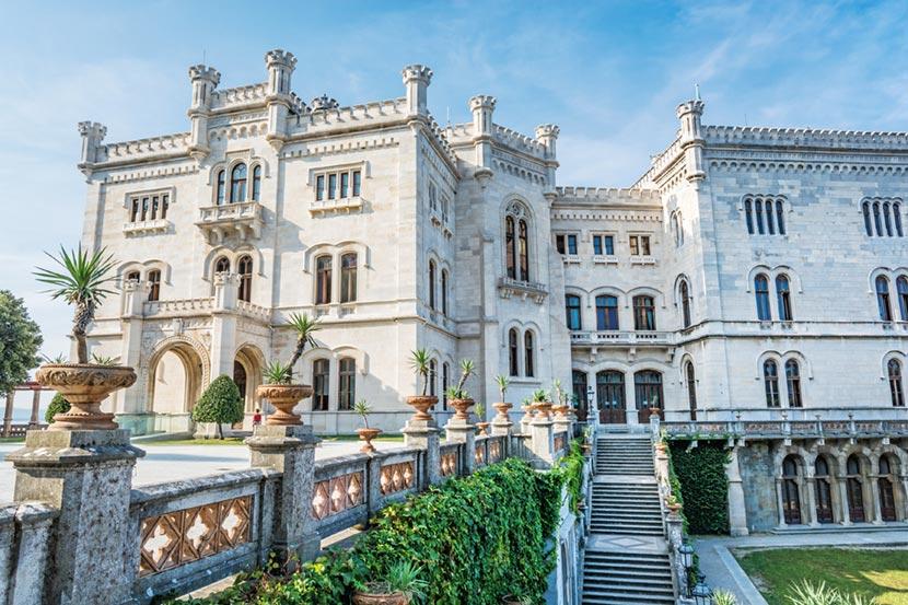 Castello Miramare Trieste