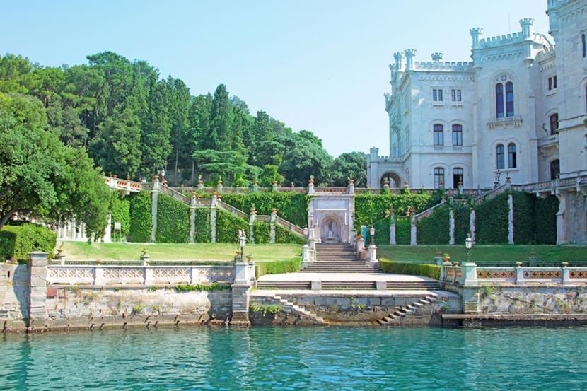 Castello Miramare Trieste 2