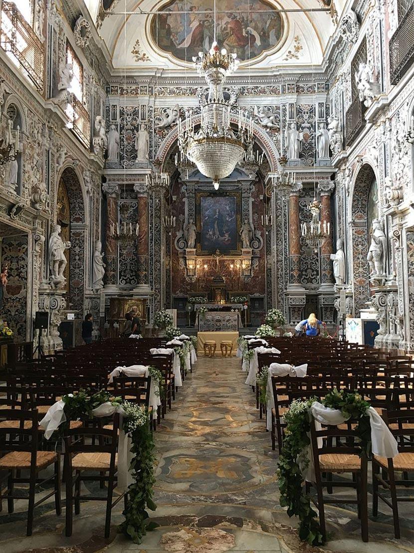 Chiesa Immacolata Concezione Palermo
