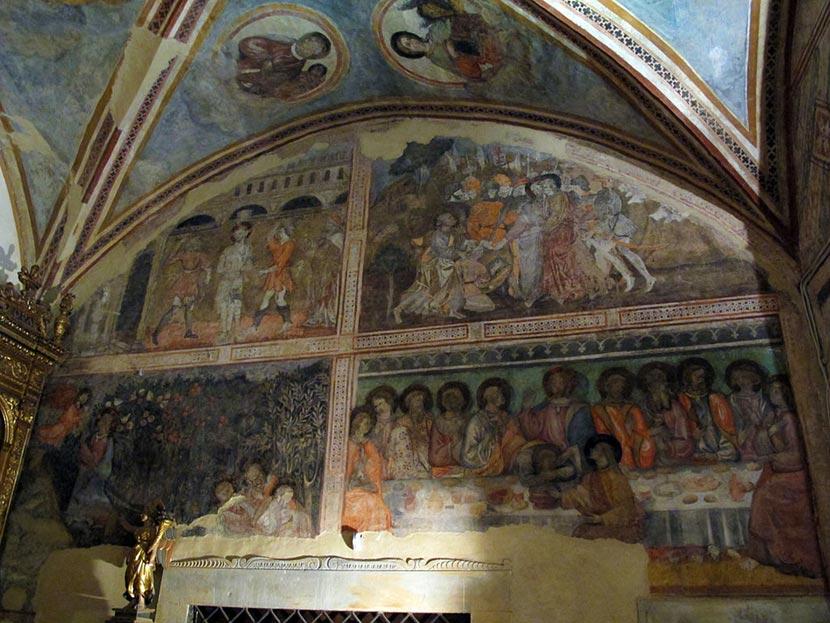 Chiesa Loretino San Miniato a Pisa