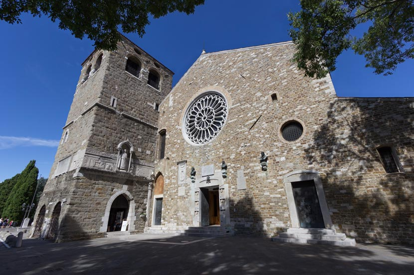Chiesa di San Giusto a Trieste