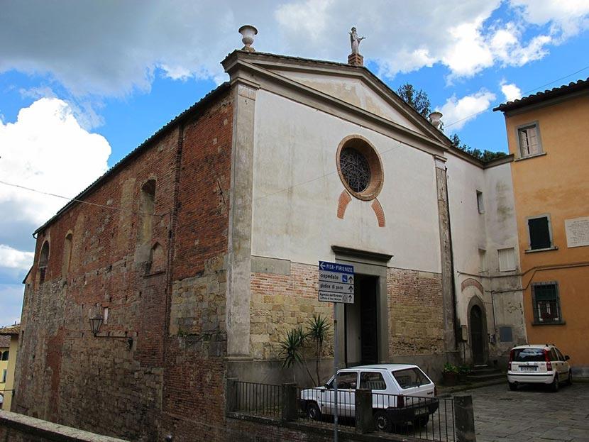 Chiesa dei Santi Stefano e Michele San Miniato a Pisa