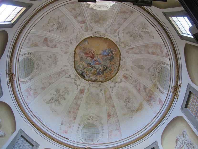 Chiesa Santissima Annunziata a San Miniato Pisa