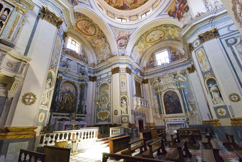 Chiesa del Santissimo Crocifisso a San Miniato Pisa