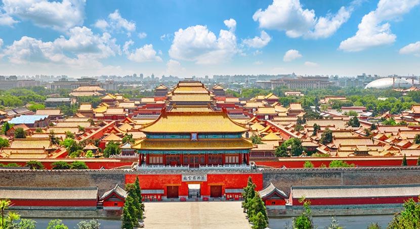 Città Proibita Pechino 2