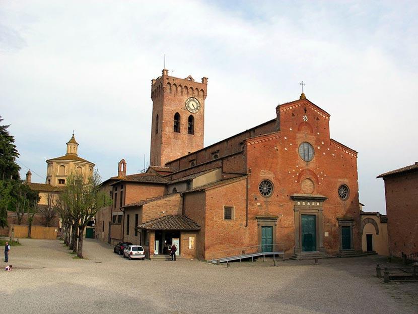 Duomo San Miniato a Pisa