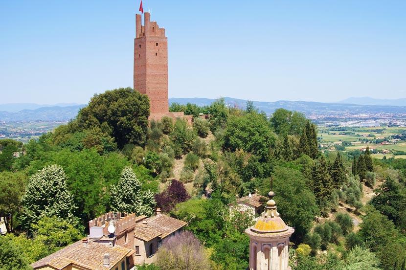 Fortezza Federico II a San Miniato