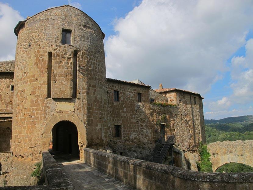 Fortezza Orsini Soriano 3