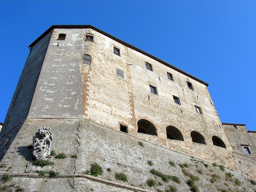 Fortezza Orsini a Sorano 2