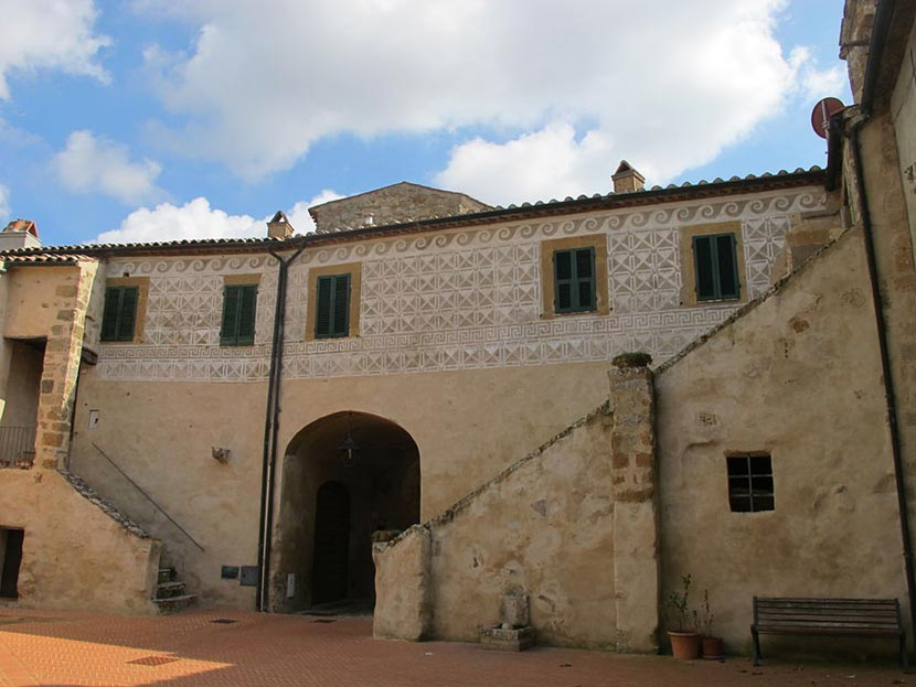 Fortezza Orsini Sorano 5
