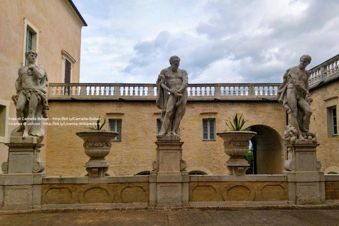 Macerata e l'Abbazia di Chiaravalle
