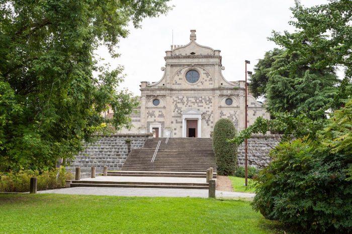 Villa dei Vescovi e l'Abbazia Praglia