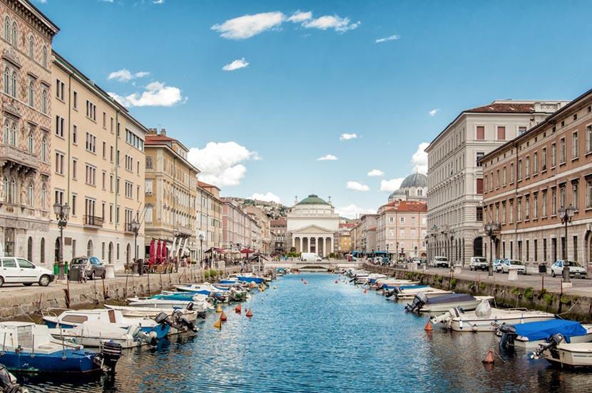 Scorcio di Trieste