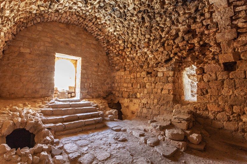 Castello di Shobak 2