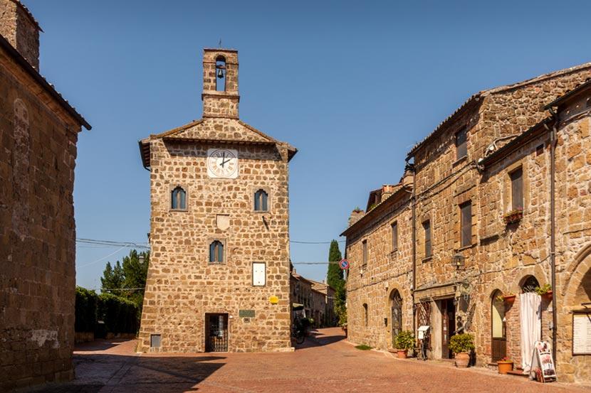 Borgo medievale di Sovana