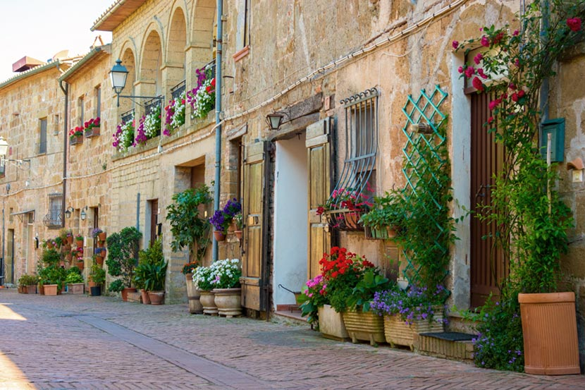 Sovana Borgo Medievale 2