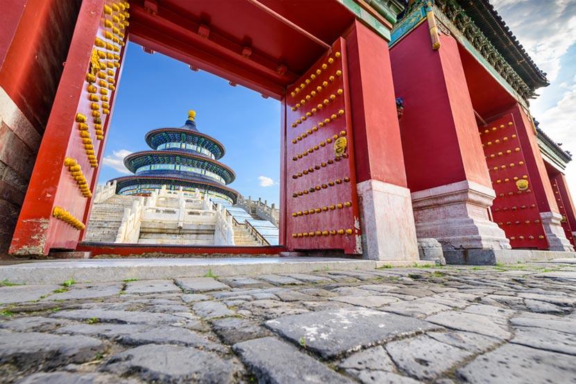 Tempi del Cielo Pechino