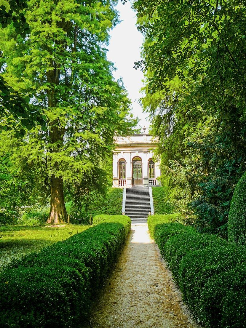 Giardino Villa Pisani