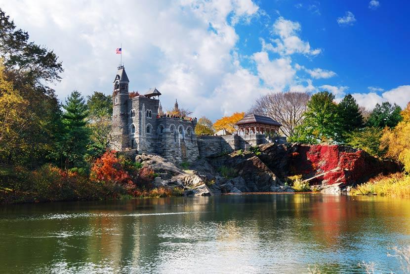 Belvedere Castle a New York