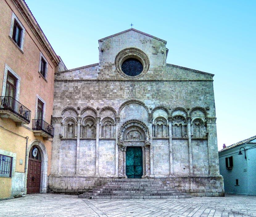 Cattedrale Santa Maria della Purificazione Termoli