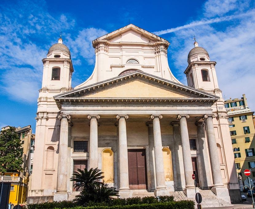Basilica della Santissima Annunziata a Genova