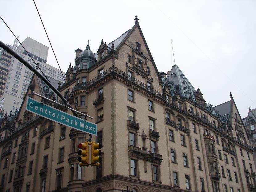 Dakota Building a New York