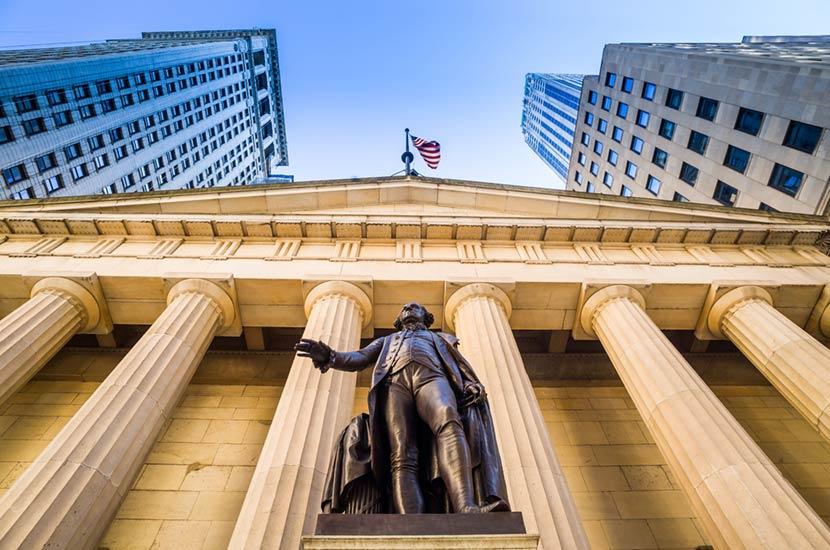 Federal Hall a New York