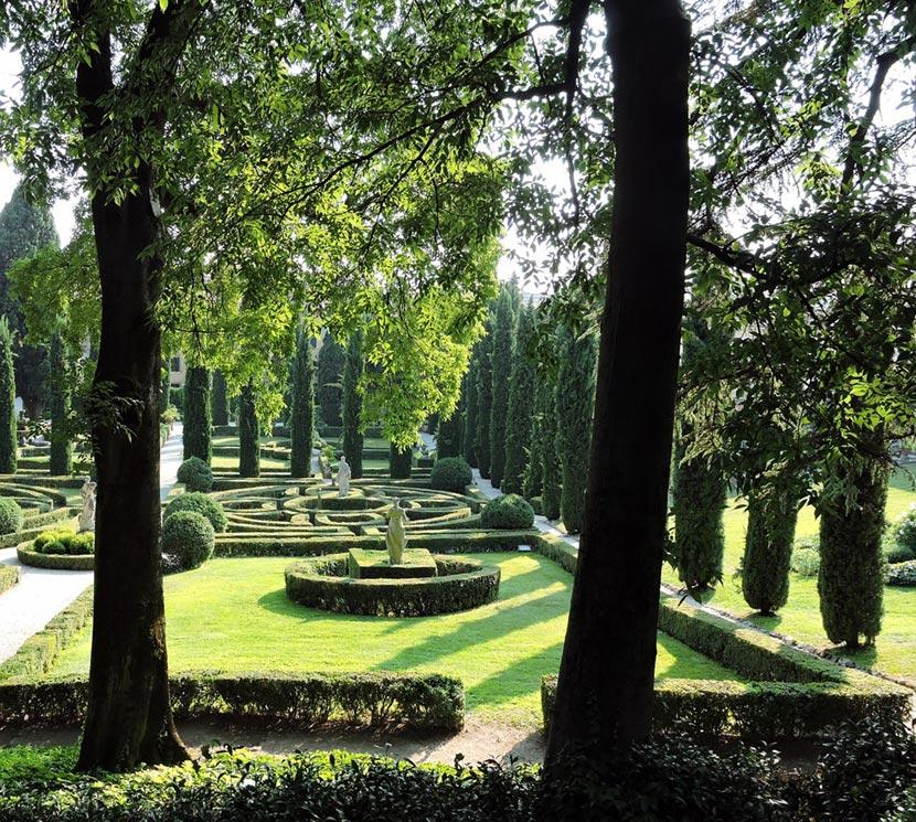 Giardino Giusti a Verona