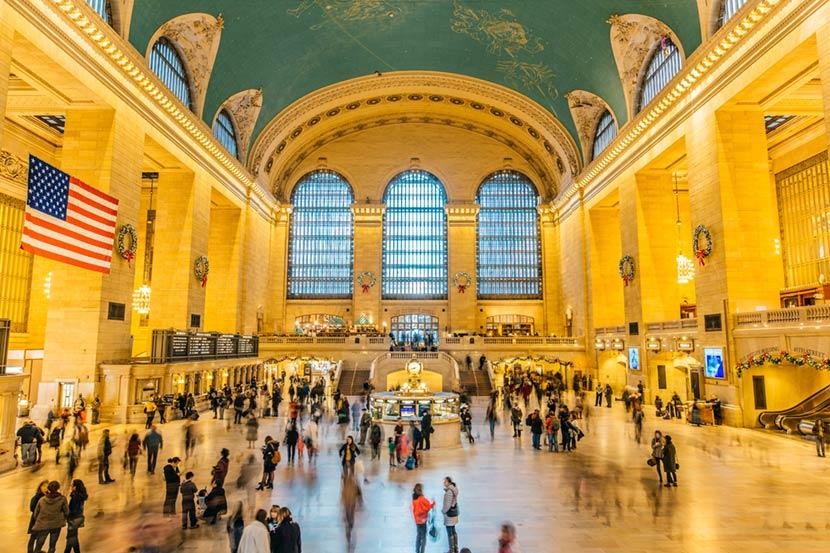 Grand Central Terminal a New York