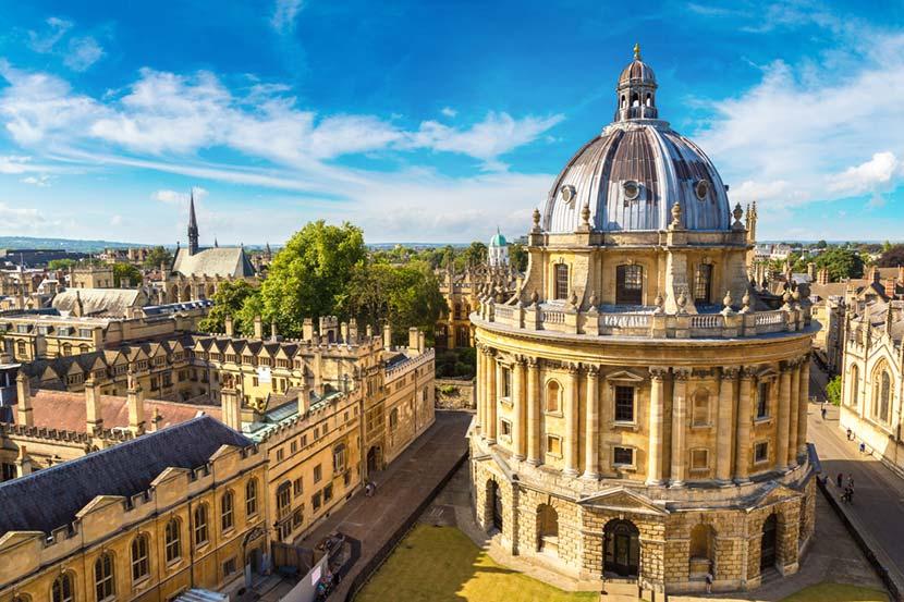 Libreria Bodleiana dell'università di Oxford