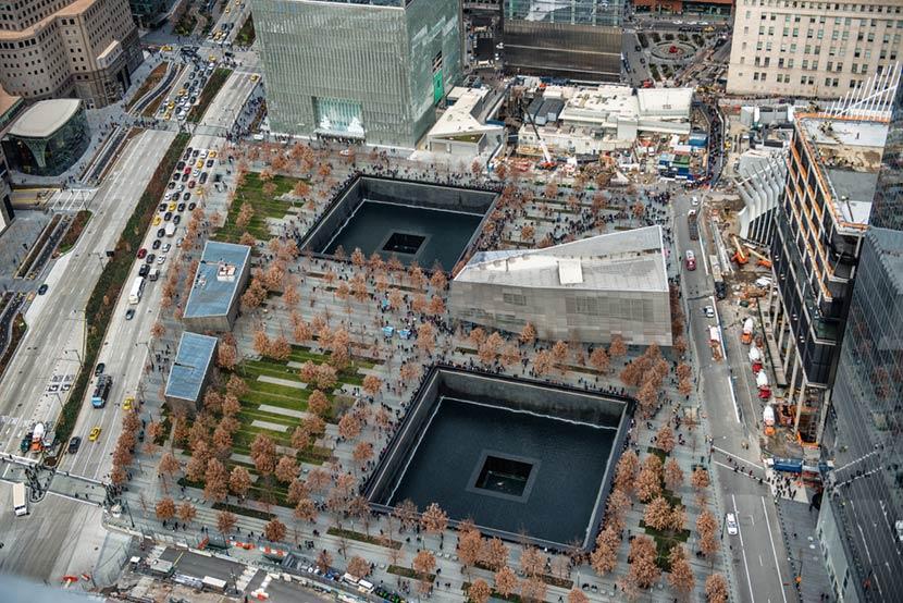 Memorial 9/11 a New York