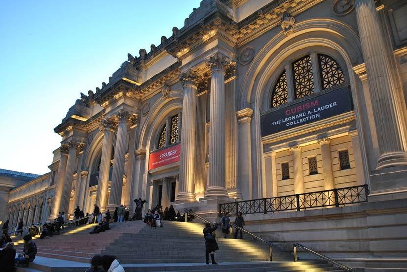 Metropolitan Museum a New york