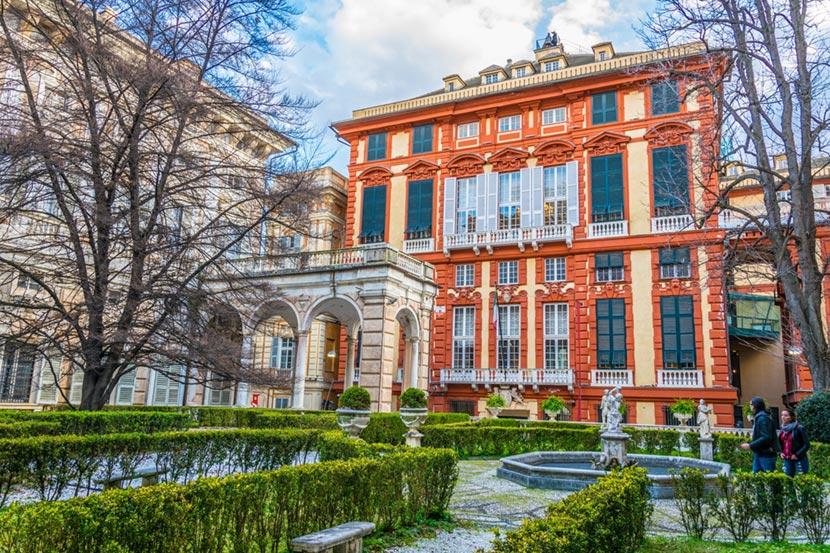 Palazzo Rosso a Genova