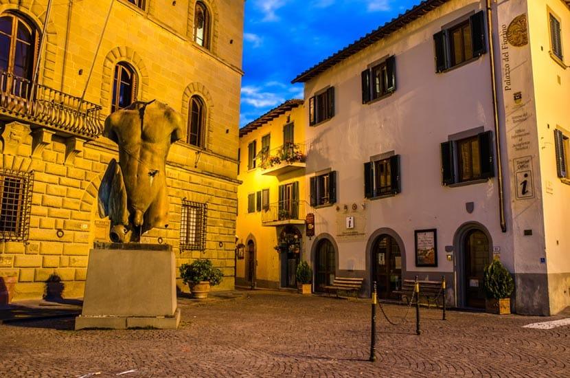 Piazza di Greve in Chianti