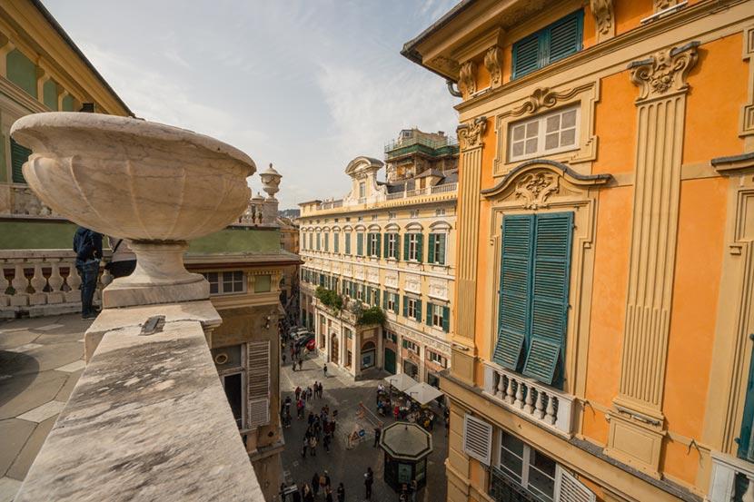 Sistema dei Palazzi dei Rolli a Genova