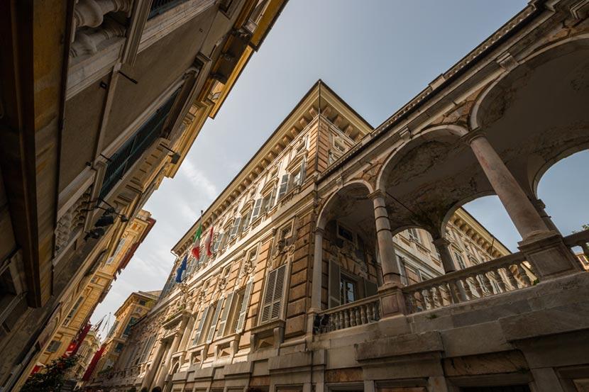 Sistema dei Palazzi dei Rolli a Genova 2