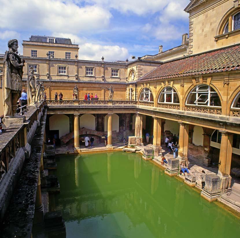 Terme Romane a Bath