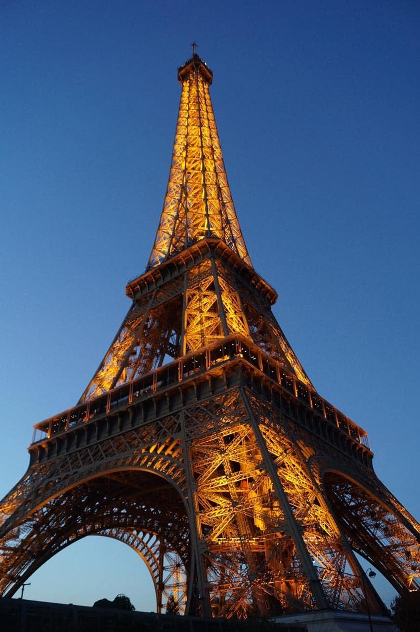 Torre Eiffel di Parigi