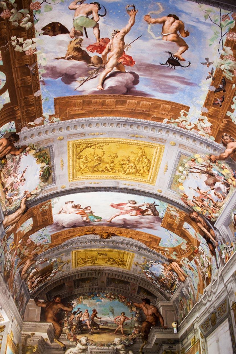 Affresco Palazzo Ducale di Sassuolo