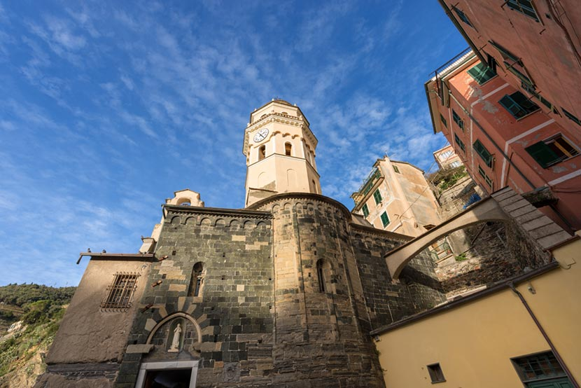 Chiesa di Santa Margherita di Antiochia a Vernazza