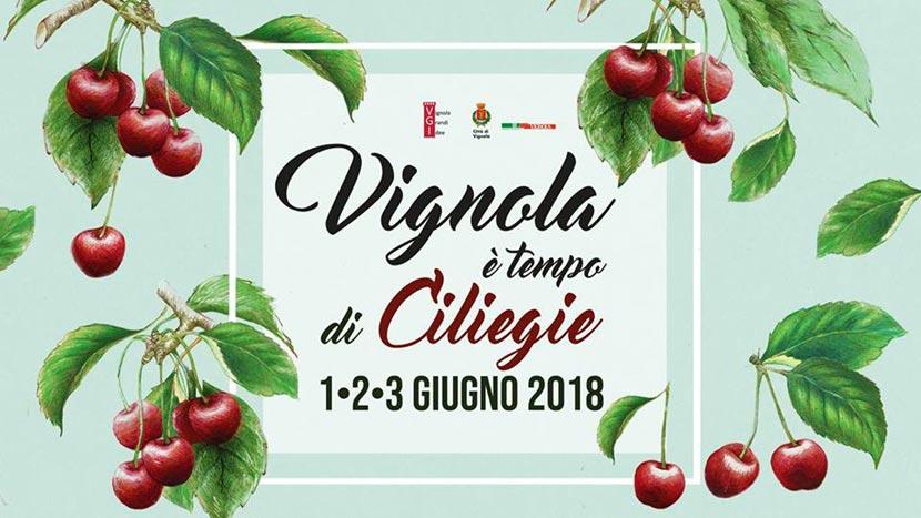 Festa delle Ciliegie a Vignola