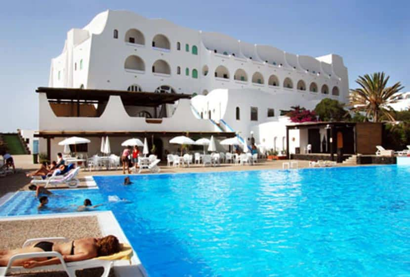 Hotel Mursia a Pantelleria