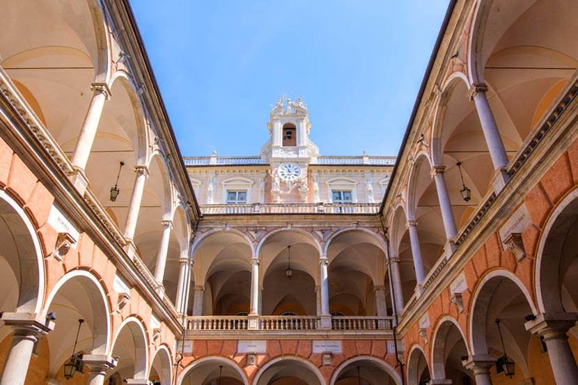 Palazzo Doria Tursi a Genova