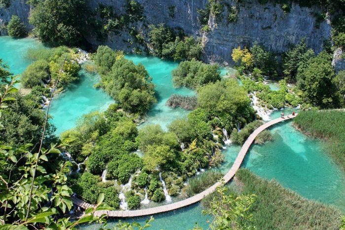 Zagabria e i Laghi di Plitvice